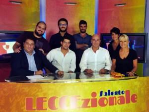 Leccezionale tv con Liguori
