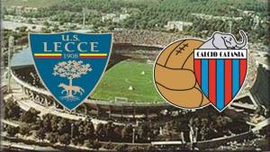 Precedenti Lecce Catania