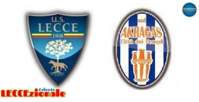 Lecce-Akragas il 16 dicembre alle 14:30