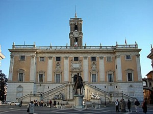 Piazza-del-Campidoglio Roma