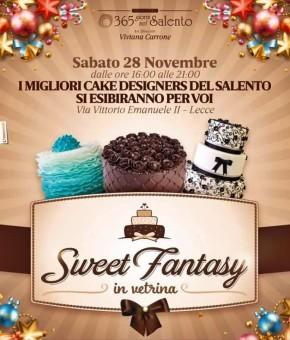"Torna a Lecce ""Sweet Fantasy"""