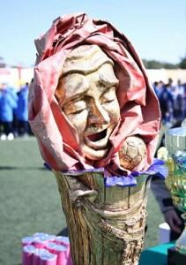 Il trofeo Carnevale