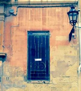 grata fallica via palmieri Lecce
