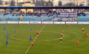 Paganese-Lecce calcio d'inizio