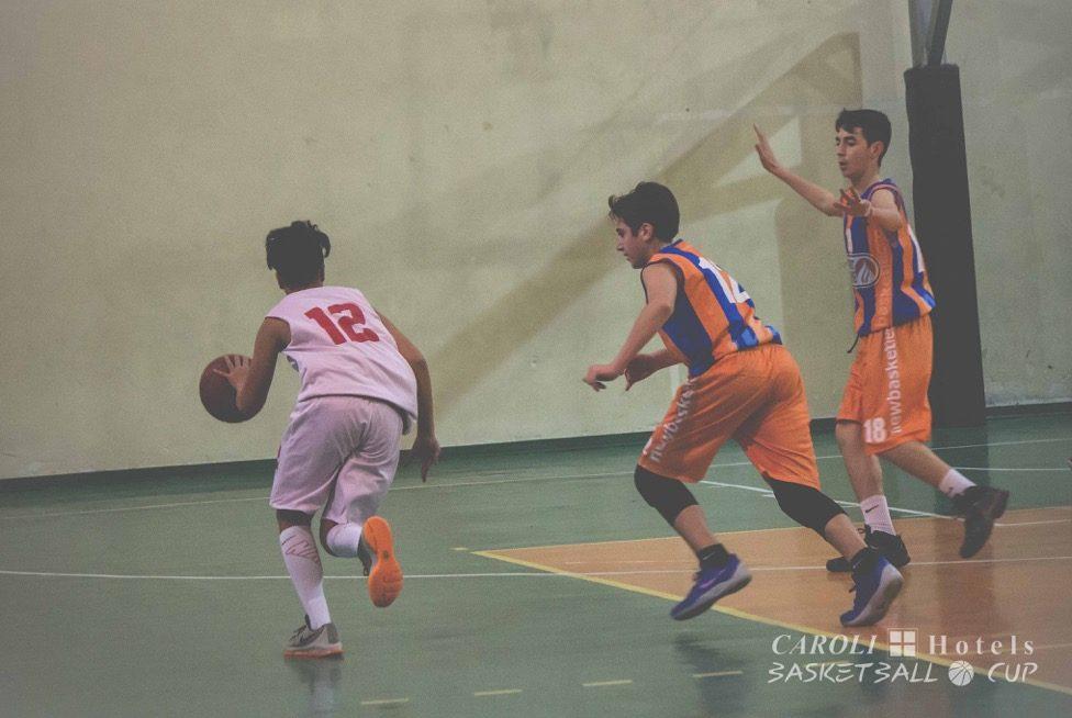 caroli basketball cup