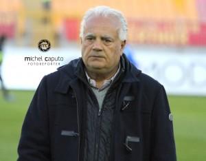 Marco Cari allenatore Martina