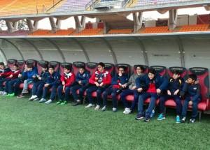 Io tifo Lecce II 22-2-2016