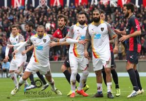 difesa Lecce - Abruzzese - Cosenza - Alcibiade