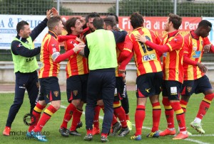 Monopoli-Lecce 0-1