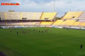 Lecce allenamento 2