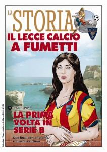 Lecce calcio a fumetti 2