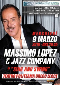 Manifesto Massimo Lopez