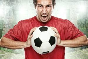ansia da prestazione sport pallone urlo