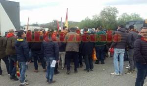 tifosi Lecce a Cosenza