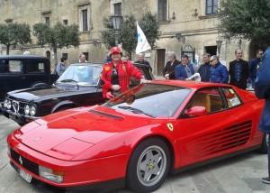 Francesca Conte Ferrari testarossa '80 Tricase 100416