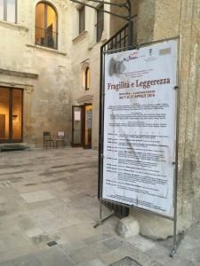 Ginestre nel vento - Palazzo Vernazza