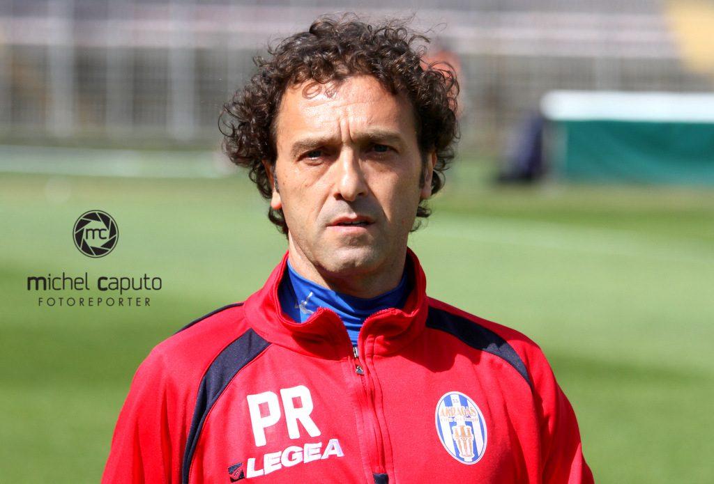 Rigoli allenatore Akragas