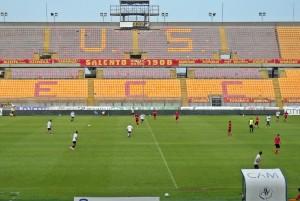 amichevole Lecce-Novoli 5