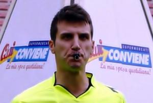 arbitro ANTONELLO Balice