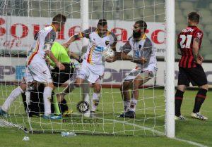 Gol Caturano Lecce Foggia