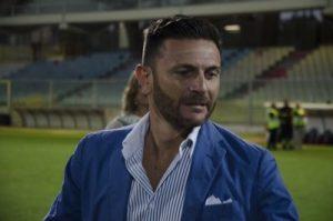 Il direttore sportivo del Foggia, Giuseppe Di Bari