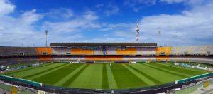 stadio Via del Mare per Lecce-Bassano