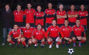 Dexter Milano FC rosso