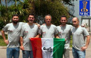 La Quarta Caffè al World Barista Championship 2016