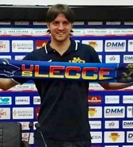 Antonio Giosa Lecce
