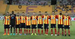 Formazione Lecce in Tim Cup Altovicentino