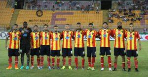Formazione Lecce in Tim Cup Altovicentino