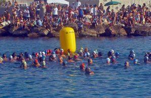 Nuoto in acque libere: domani tappa a Porto Cesareo