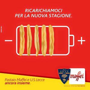 Pastaio Maffei U.S. Lecce