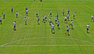 allenamento Lecce a Cotronei 6