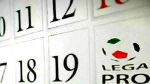 calendari Lega pro