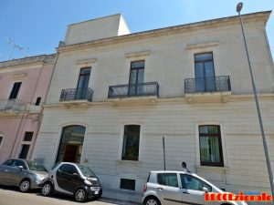 sede U.S. Lecce palazzina