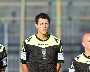 Arbitro Vincenzo Valiante
