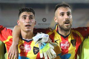 Luca Fiordilino e Marco Mancosu