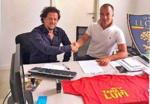 Ottica Rucco top sponsor Lecce