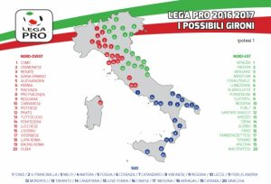 possibile Lega Pro 2016-2017