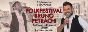 A Lecce appuntamento con il Folkfestival Bruno Petrachi