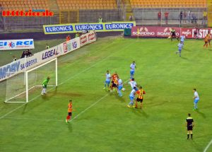 azione Lecce-Akragas 4-1