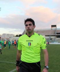 Lecce-Ciliverghe Mazzano, arbitra Luca Massimi di Termoli