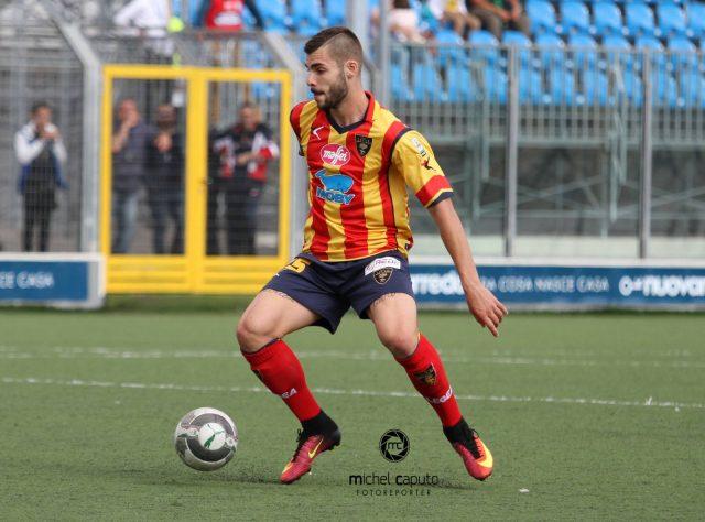 Lecce, Persano in prestito al Modena