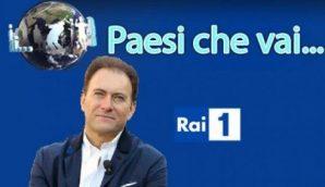 """Sabato c'è Lecce su Raiuno in """"Paesi che vai. Luoghi, detti, comuni"""""""
