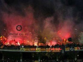 Lecce-Samb, la carica dei 10.000