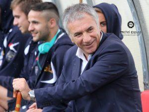 Mauro Meluso, ex direttore sportivo del Cosenza.