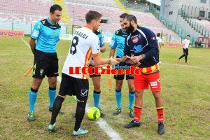 Messina-Lecce Ciccio Cosenza capitano