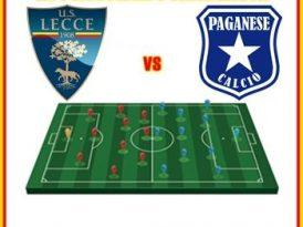 Le probabile formazioni: Lecce-Paganese