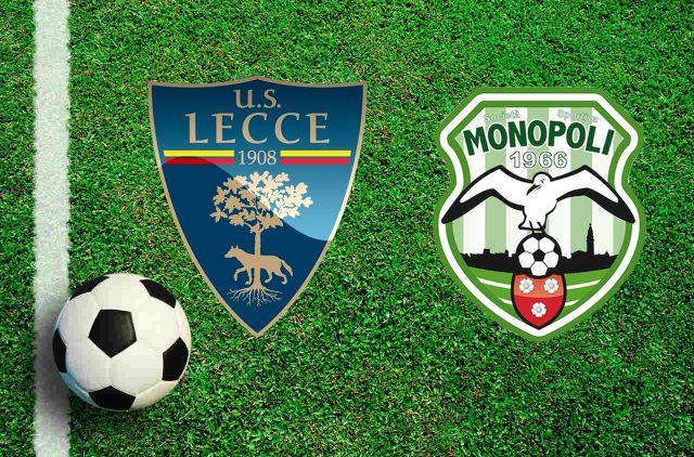 Lecce-Monopoli, in vendita i biglietti